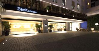 Hotel Zenit Sevilla - Sevilha - Edifício
