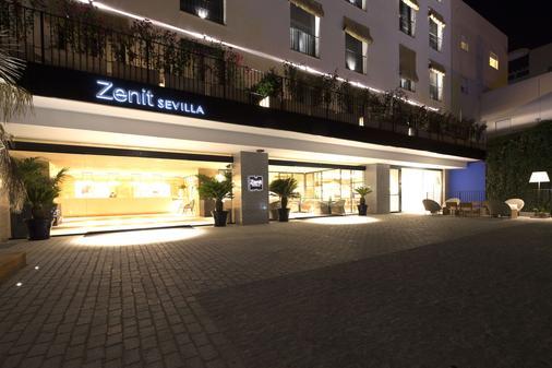 Hotel Zenit Sevilla - Sevilla - Building