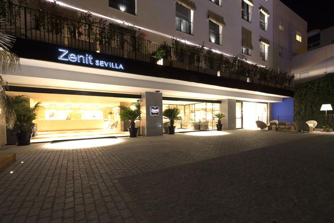 Hotel Zenit - Sevilla - Edificio