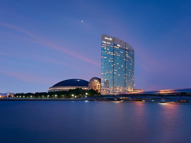 Hilton Fukuoka Sea Hawk - Fukuoka - Building