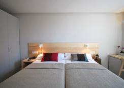 Hotel Avenida - Pamplona - Κρεβατοκάμαρα