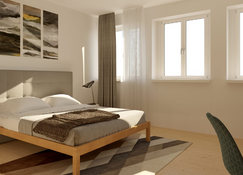 Work Life Residence by Primestay - Winterthur - Makuuhuone