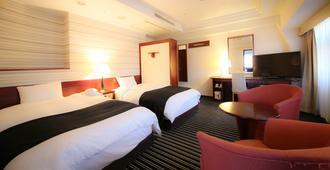 Apa Hotel Nishiazabu - Tokyo - Bedroom