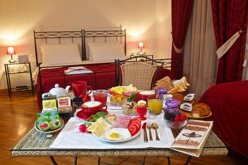 La Locandiera B&B - Florence - Food