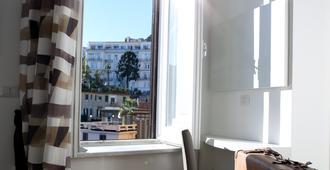 迪莫拉迪亞曼特旅館 - 那不勒斯 - 臥室