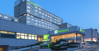 Holiday Inn Munich - City Centre - München - Rakennus