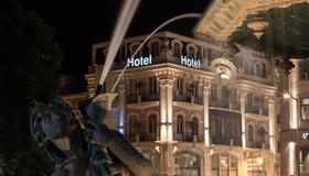 Internacional Design hotel - Lisbon - Building