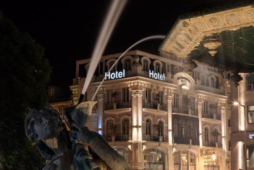 Internacional Design hotel - Lissabon - Rakennus