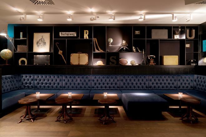 Ruby Lissi Hotel Vienna - Vienna - Bar