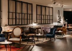 Ruby Lissi Hotel Vienna - Wien - Oleskelutila