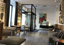 伯爾尼納酒店 - 米蘭 - 米蘭 - 大廳