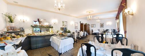 Hotel Smetana - Dresden - Thức ăn