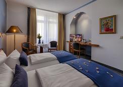 Hotel Smetana - Dresden - Phòng ngủ