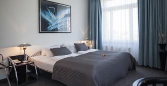 Hotel Smetana - Дрезден - Спальня