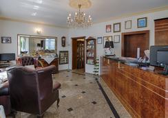 Hotel Smetana - Δρέσδη - Σαλόνι ξενοδοχείου