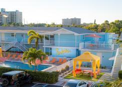 St Pete Beach Suites - Saint Pete Beach - Building