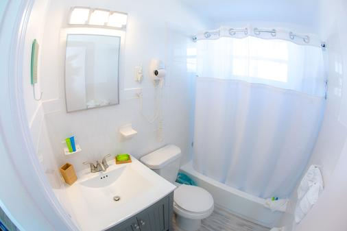 St Pete Beach Suites - Saint Pete Beach - Bathroom