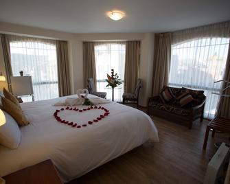 Sol Plaza Hotel - Puno - Bedroom