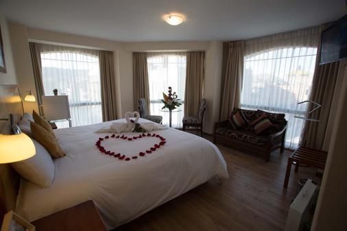Sol Plaza Hotel - Puno - Makuuhuone