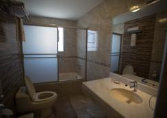 Sol Plaza Hotel - Puno - Bathroom