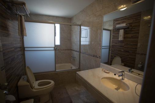 Sol Plaza Hotel - Puno - Kylpyhuone