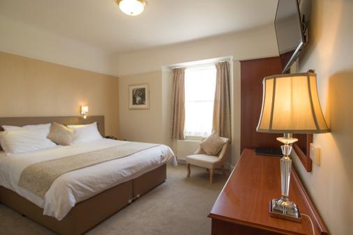 Invicta Hotel - Plymouth - Bedroom