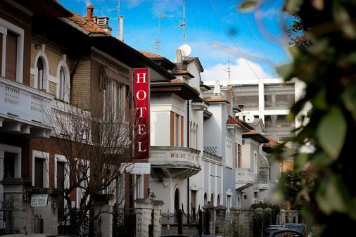 Hotel Rossovino - Milano - Näkymät ulkona