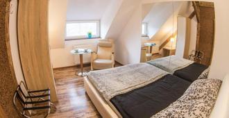 Fitness Hostel - Pokoje Ozonowane, Darmowy Parking - Wroclaw - Bedroom