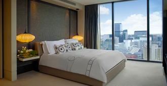Crown Metropol Melbourne - Melbourne - Camera da letto