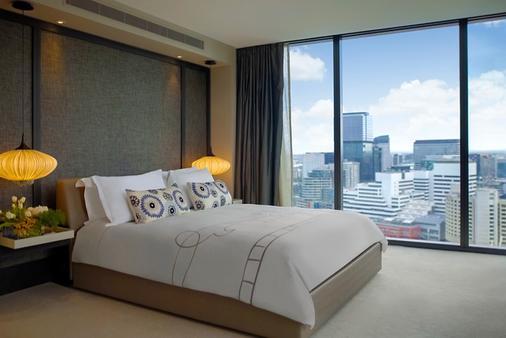Crown Metropol - Melbourne - Bedroom