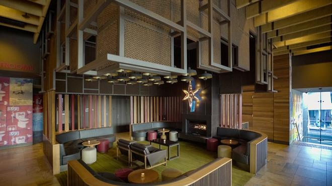 Crown Metropol Melbourne - Melbourne - Lounge