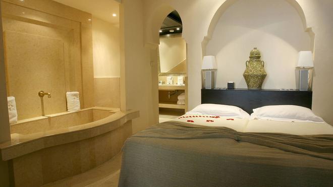 斯庫杜比亞花園酒店 - 馬拉喀什 - 馬拉喀什 - 臥室