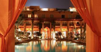 Les Jardins de la Koutoubia - Μαρακές - Κτίριο