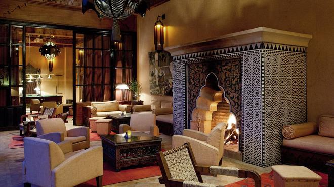 斯庫杜比亞花園酒店 - 馬拉喀什 - 馬拉喀什 - 休閒室