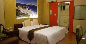 Keton Motel Hualien - Hualien City - Bedroom