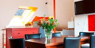 Hostel Alex 30 - Stuttgart - Sala de estar