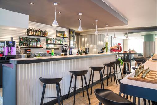 諾富特尼斯中心老尼斯酒店 - 尼斯 - 尼斯 - 酒吧