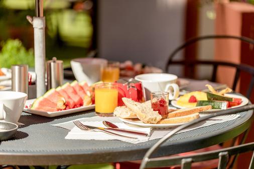 諾富特尼斯中心老尼斯酒店 - 尼斯 - 尼斯 - 飲食