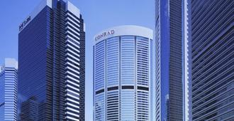 Conrad Hong Kong - Χονγκ Κονγκ - Κτίριο