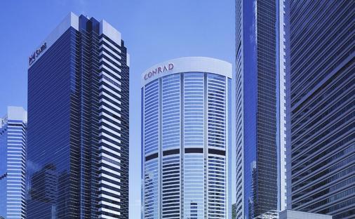 Conrad Hong Kong - Гонконг - Здание