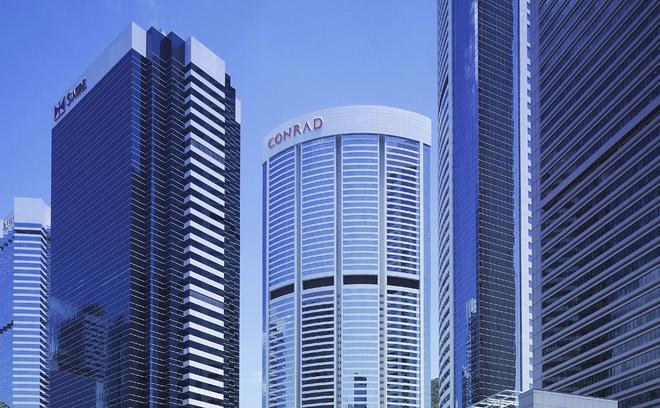 Conrad Hong Kong - Hongkong - Rakennus