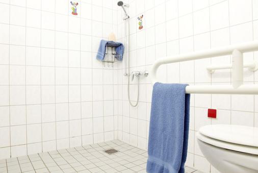 acama Hotel+Hostel Kreuzberg - Berlin - Bathroom