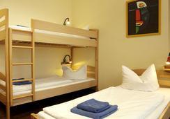 acama Hotel+Hostel Kreuzberg - Berlin - Bedroom