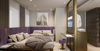 Heart Hotel Milano - מילאנו - חדר שינה