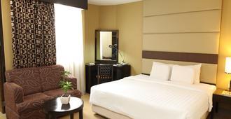 Summit Circle Cebu - סבו סיטי - חדר שינה