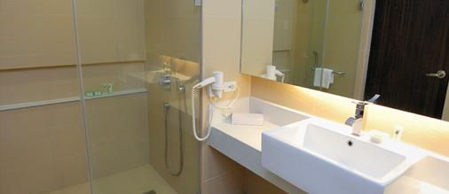 Summit Circle Cebu - Cebu City - Bathroom