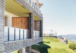 Alpinhotel Pacheiner - Treffen - Balcón