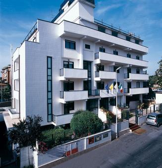 Hotel Sisto V - Rome - Toà nhà