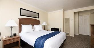 Villa Franca Inn - Monterey - Bedroom