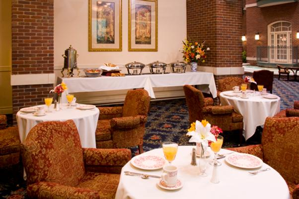 Hotel at Old Town - Wichita - Gastronomie